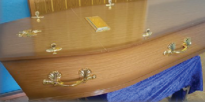 Cremation Package - R120.00